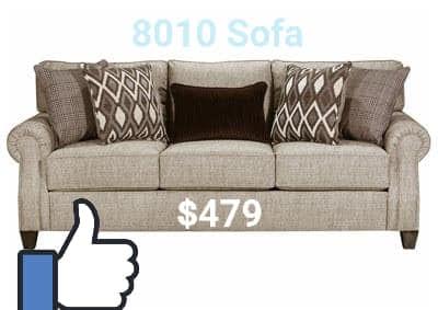 8010 sofa